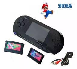 Portátil 16 Bits Video Game P-6000 Jogos Retro
