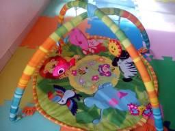 Tapete recreativo para bebê