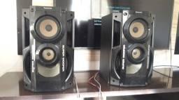 Caixas Speakers Panasonic Sa-akx72