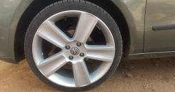 Jogo de rodas aro 18 zero pneus Pirelli 215/35