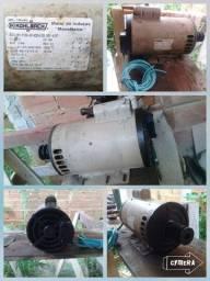 Motor de Indução Monofásico 1 cv 4 polos