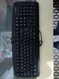 Teclado + Mouse