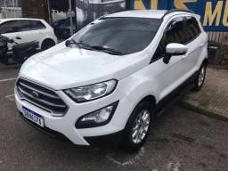 Vendo ou troco Ford Ecosport, 2019 , completo, motor 1.5 flex , impecável financio