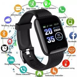 Smartwatch 116 Plus relógio inteligente