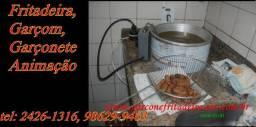 Fritadeira para festas e evntos