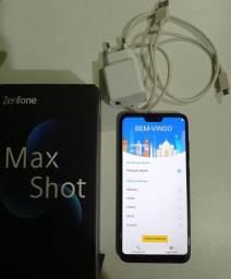 Asus ZenFone Maxshot estado de novo