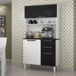 Kit Cozinha Compacto ROMA - Frete Grátis - Até 3 vezes sem juros!!