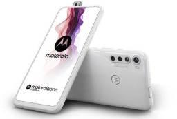 Motorola One Fusion+ 128gb Lacrado Nacional Nota Fiscal