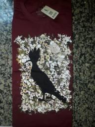 Camisas tamanho GG R$ 20,00