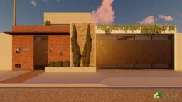 Casa em construção de excelente padrão