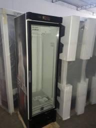 Cervejeira slim porta vidro zera na cx  4 caixas nota fiscal garantia de fábrica