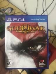 God of War 3 - Ps4 - seminovo