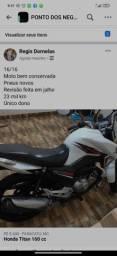 Honda CG Titan 160 cc 2016