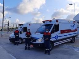Locação de ambulâncias