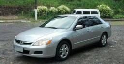 Honda Accord LX 2.0 Automático, 2006, impecável, revisado IPVA Pago