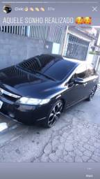 New Civic 2008 sinistro recuperado