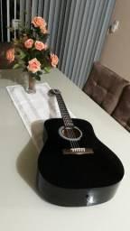 Violão Acústico Fender FA100 Cordas de Aço