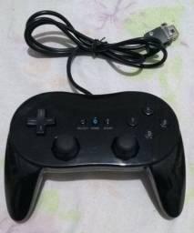 Controle Wii Classic