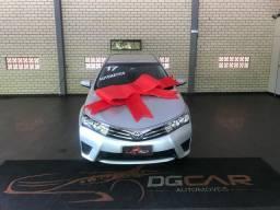 Toyota/Corolla 1.8 gli automático ano 2017
