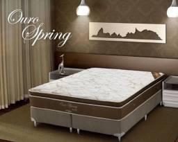 Cama Ouro Spring