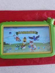 Tablet 8Gb Infantil  temático Educativo