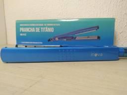 Prancha Titânio HW 912