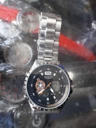 Relógio Atlantis Prata Original