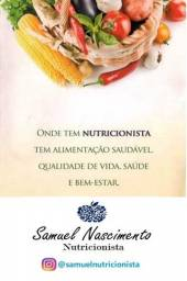 Nutricionista / Atendimento domiciliar e online