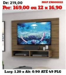 Painel de tv 49plg novo