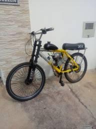 Bicicleta motorizado 80 cc