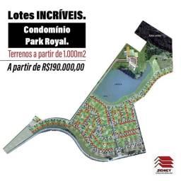 Título do anúncio: Lotes no Park Royal