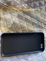 Vendo duas capas iPhone 6 usadas