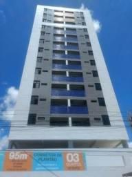 JS- Lindo apartamento de 3 quartos 95m² em Piedade - Edf. Costa Rica