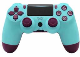 Controle Dualshock 4 para PS4 sem fio ( pode ser usado em computador )