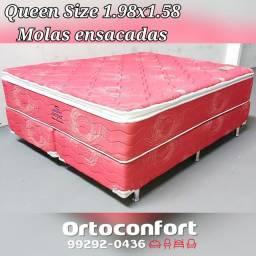 Cama Queen Luxo ++