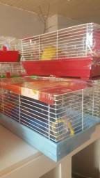 Gaiolas para roedor