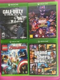 4 jogos Xbox
