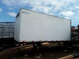 Vendo baú pra caminhão 3/4 5.70 comprimento