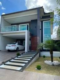 Belíssima casa com 4 suites em condomínio de luxo