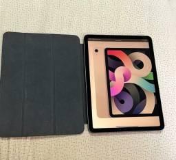 Ipad Air 4 geracao com nota fiscal e case original Apple