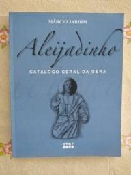 Livro Raro Aleijadinho Catálogo Geral da Obra