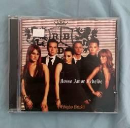 CD RBD - Nuestro Amor (Edição em Português)
