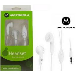 Fone De Ouvido Motorola Moto G1 G2 G3 G4 G5 G6 G7 Play Plus