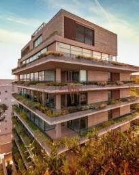 Apartamento à venda com 4 dormitórios em Cabral, Curitiba cod:AA 1322