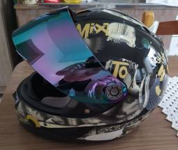 Vendo capacete Shark s650 Live