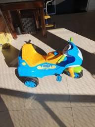 Vende-se moto infantil