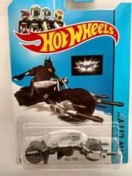 Título do anúncio: Hot Wheels Batman Moto