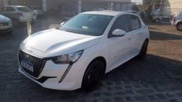 Título do anúncio: Peugeot 208 1.6 ACTIVE 16V FLEX 4P AUTOMATICO