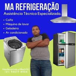 Título do anúncio: Atendemos todo o Niterói-RJ