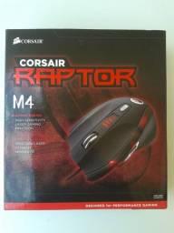 Mouse Gamer Corsair Raptor M4 Laser 5000 Dpi